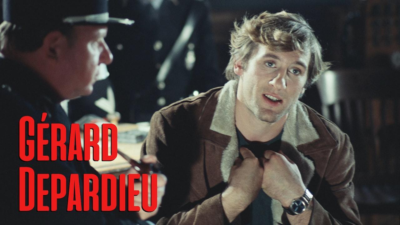 Starring Gérard Depardieu