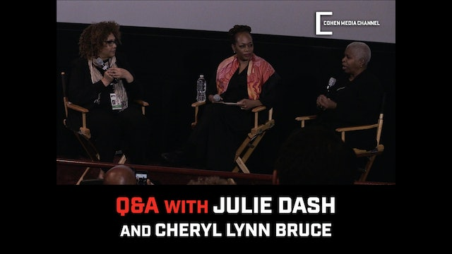 Chicago International Film Festival Q&A with Julie Dash and Cheryl Lynn Bruce