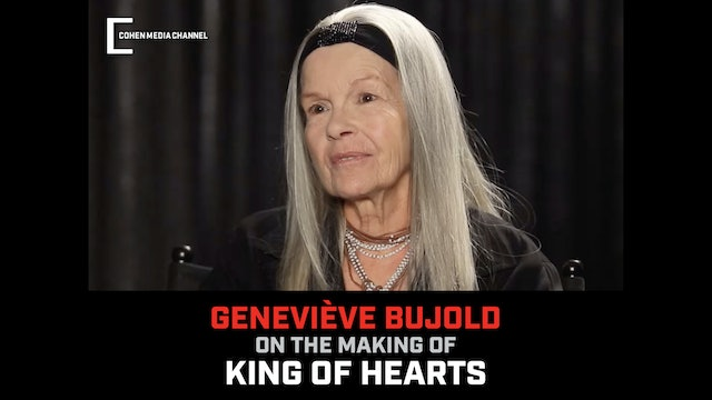 New Conversation - Genevieve Bujold and Indiewire's Anne Thompson