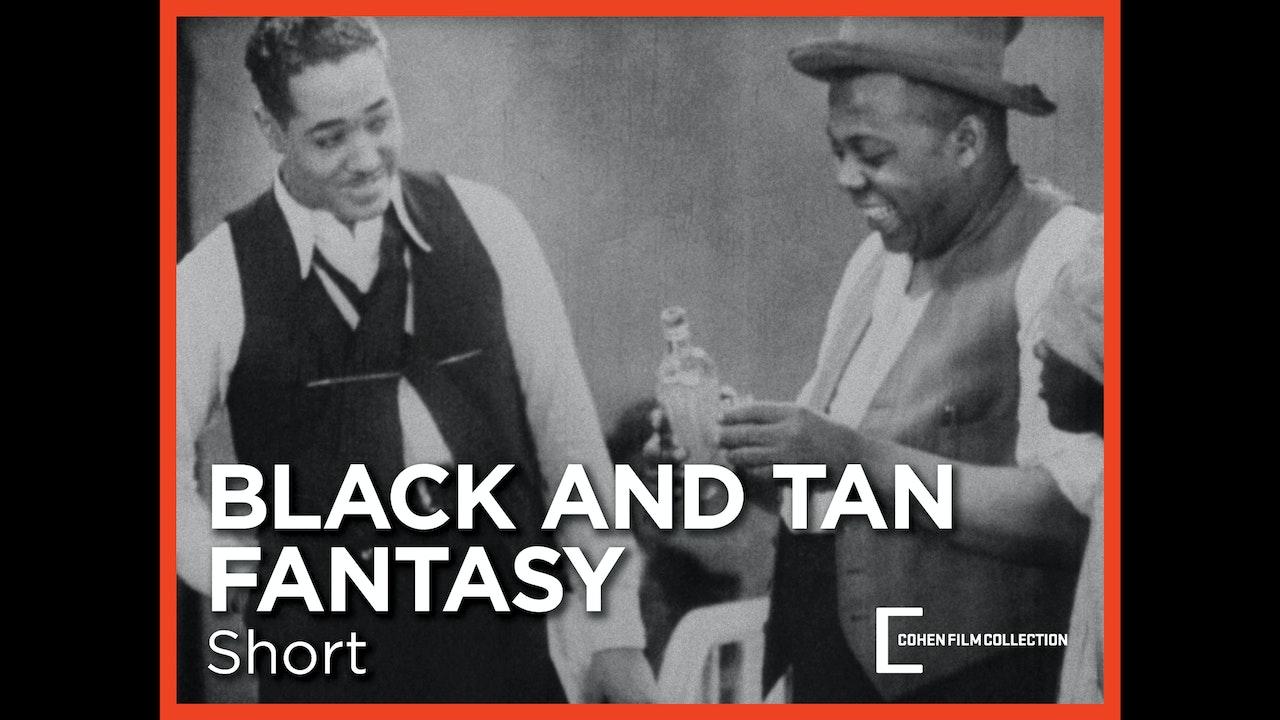 Black and Tan