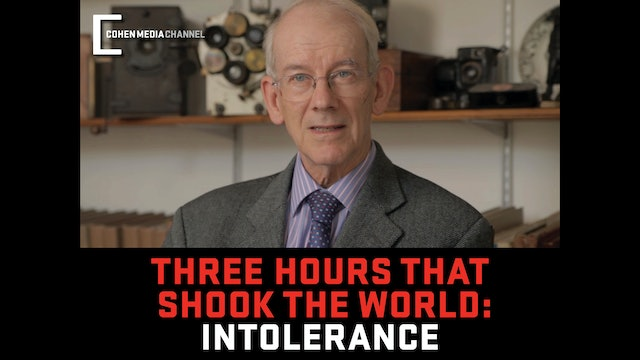Three Hours that Shook the World: Observations on Intolerance
