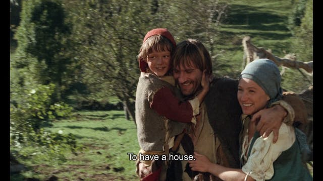 The Return of Martin Guerre - Trailer