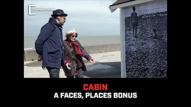 (Faces Places) Cabin