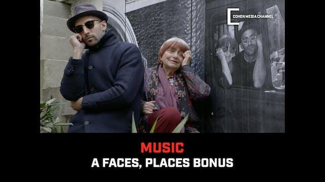 (Faces Places) Music