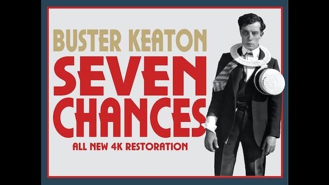 Buster Keaton: The Daredevil