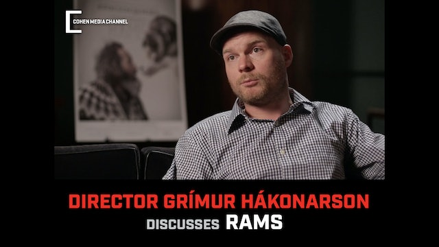 (Rams) Interview with Director Grímur Hákonarson