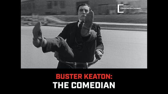 Buster Keaton: The Comedian