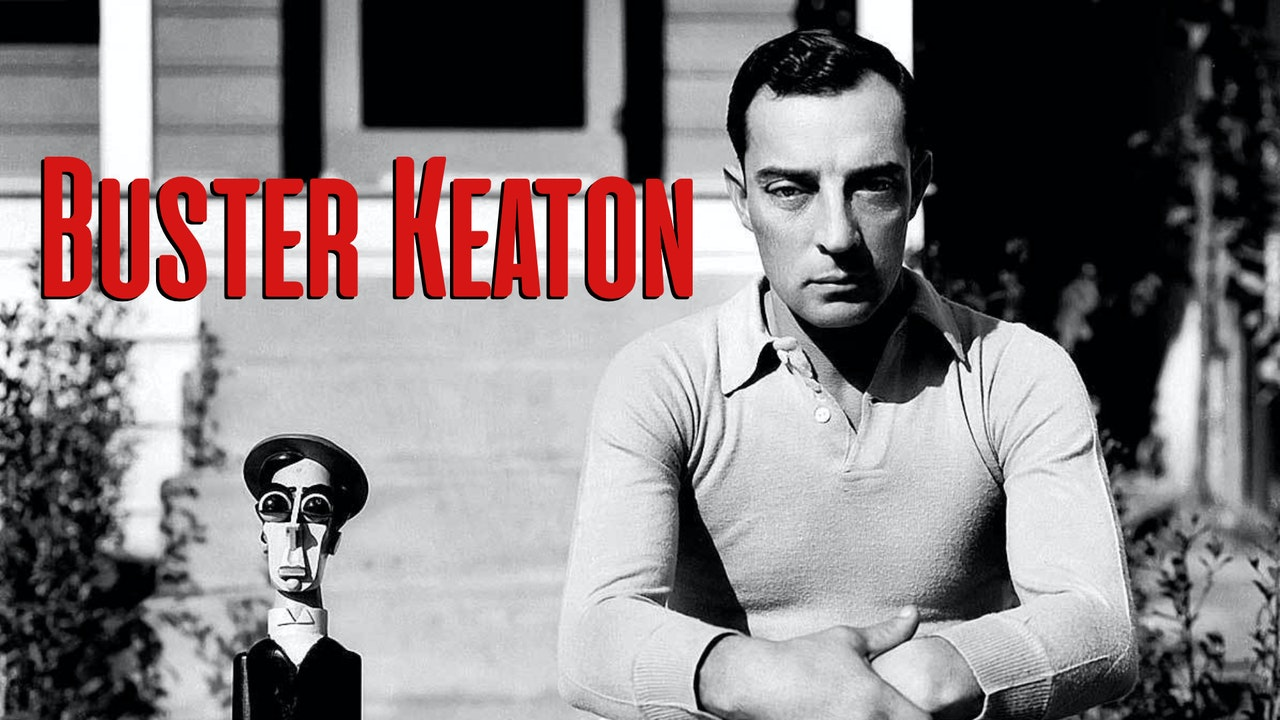 Starring Buster Keaton