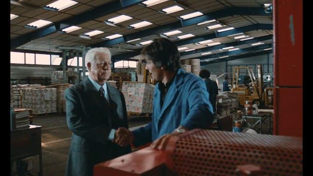 Two Men in Town (1973) - Trailer
