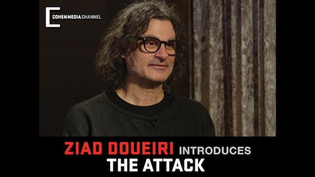 Ziad Doueiri and Richard Pena introduce The Attack
