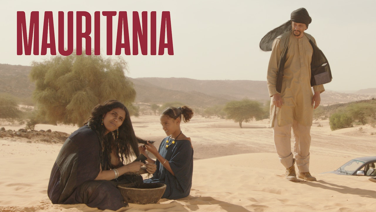 From Mauritania