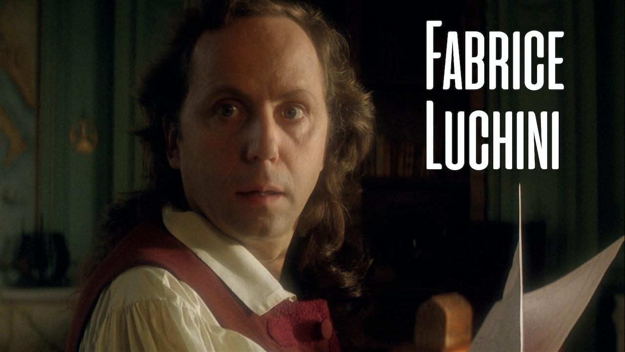 Starring Fabrice Luchini