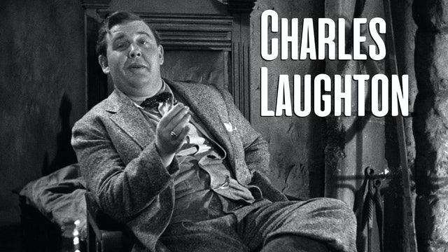 Starring Charles Laughton