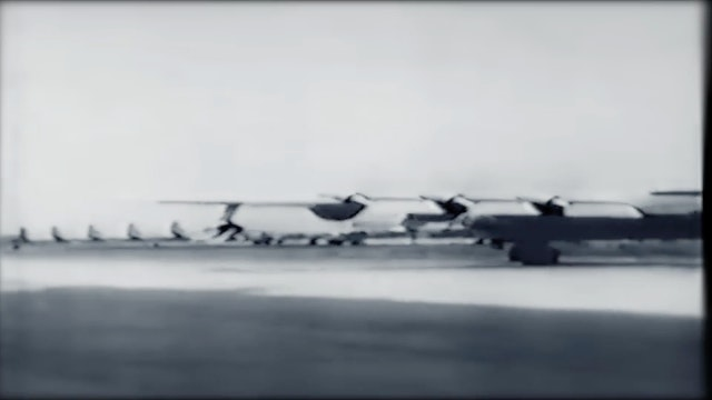 B-36 Bombing and Distance Records