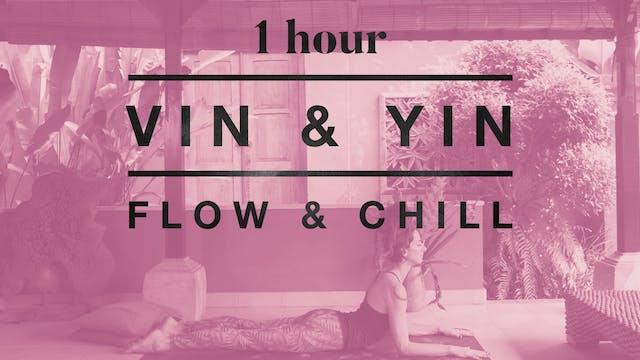 1 Hour  : Yin Vin