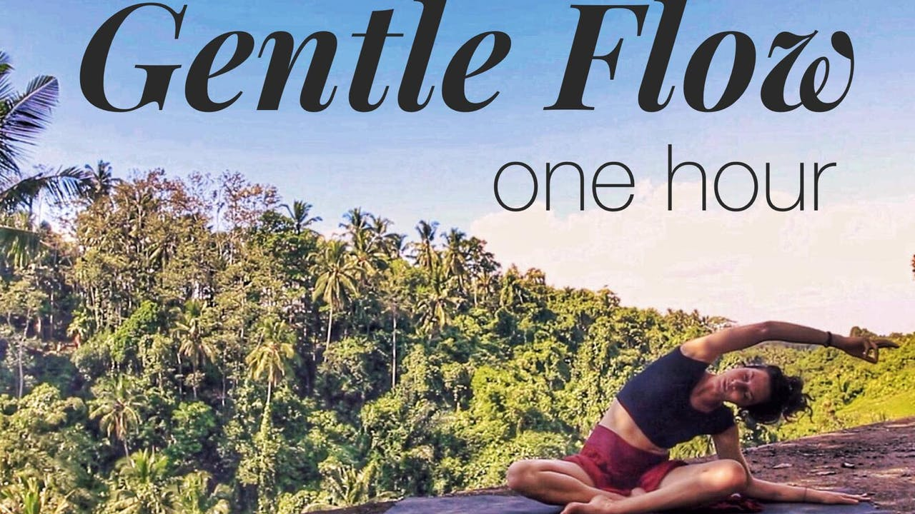 1 Hour : Gentle Flow with Cole Chance