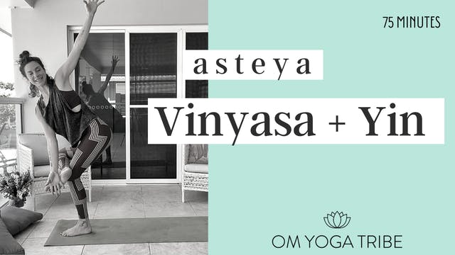 1 Hour : Asteya, Yin Vin with Cole Chance