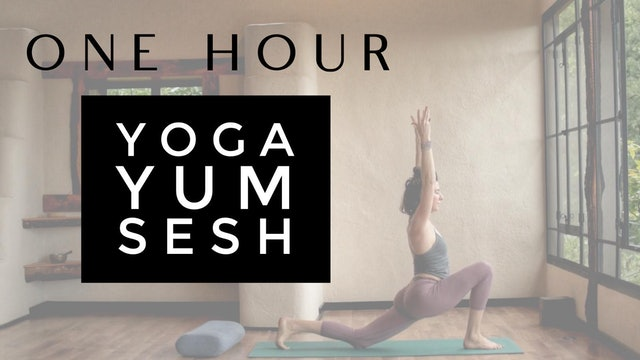 1 Hour: Full Body Yoga with Cole
