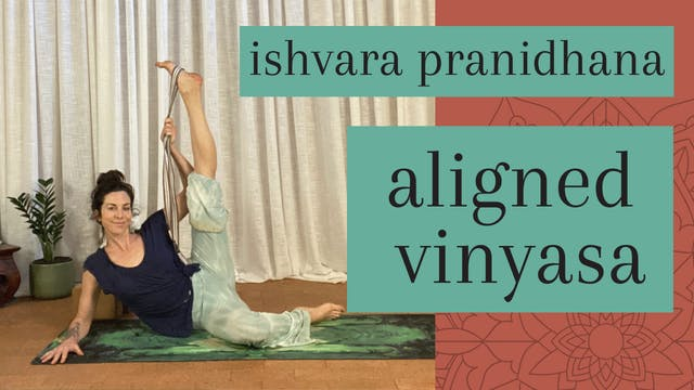 1 Hour : Ishvara Pranidhana with Cole Chance