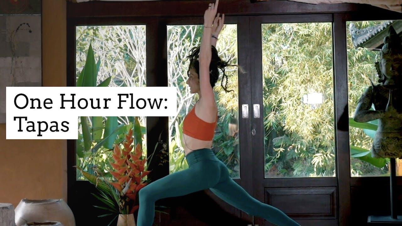 1 Hour : Yoga Flow, Tapas