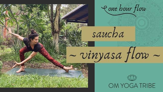 1 Hour : Saucha, Yoga with Cole Chance