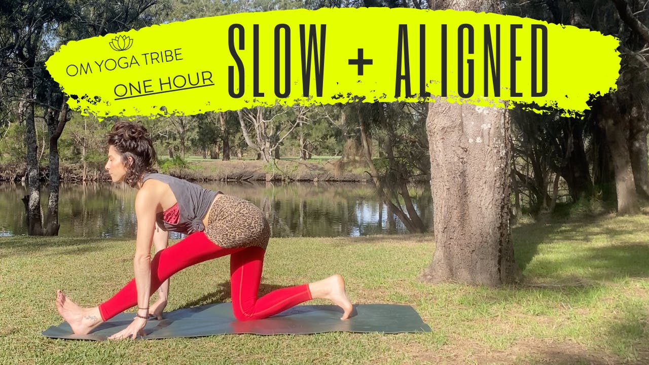 1 Hour : Slow and Aligned with Cole Chance