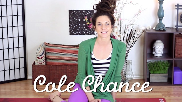 Why I Teach Yoga - Addiction & Recovery || Cole Chance's Story