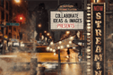 Collaborate ideas and images Presents