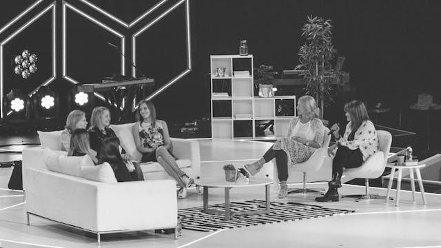 Sisterhood Session - Bobbie Houston and Friends - Colour Conference 2017 Sydney