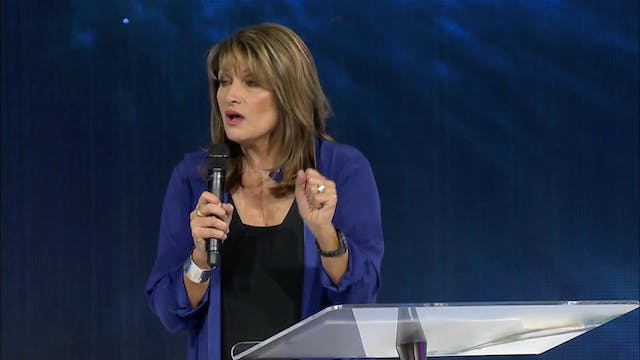 """Colour Conference NYC - Bobbie Houston - """"Be Found in The Mystery Part 1: Some Things Never Get Old"""""""