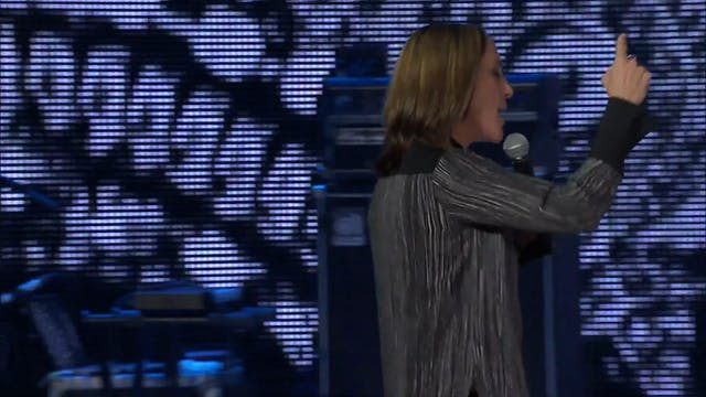 """Colour Conference NYC - Christine Caine - """"Little By Little"""""""