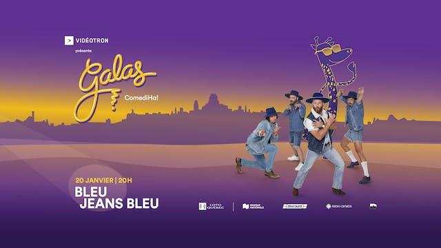 Gala ComediHa! animé par Bleu Jeans Bleu 20 Janvier 2021, 20h