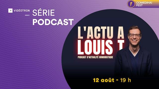 12 août 2021 | 19h00 | Podcast : l'Ac...