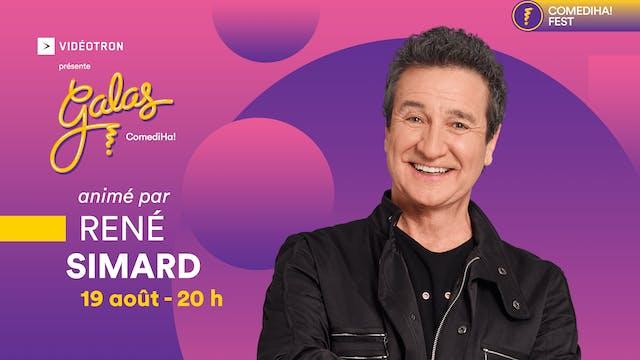 19 Août 2021 | 20h00 | Gala ComediHa!...