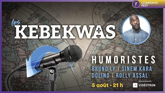 05 Août 2021 l 21h00 l Les Kébékwas