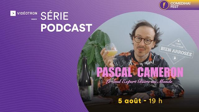 05 Août 2021 | 19h00 | Podcast: Le seul expert bière dans une soirée arrosée