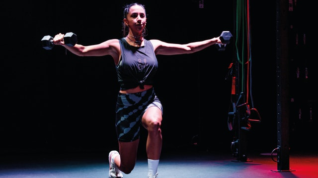Full body boost con Norma