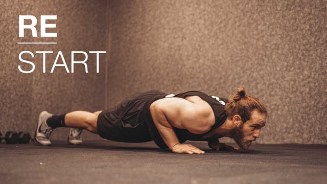ReStart / Día 44: Full Body Combos co...