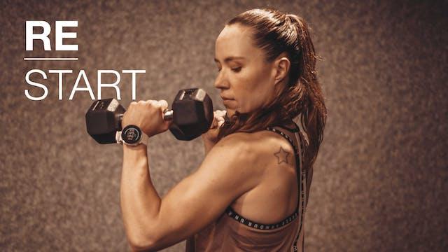 ReStart / Día 45: Full Body Combos co...