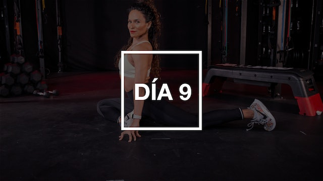 Día 9: HIIT Full Body Workout con Yadira