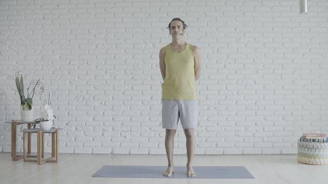 Yoga con Jorge