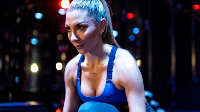 High Intensity Cardio Workout con Gaby