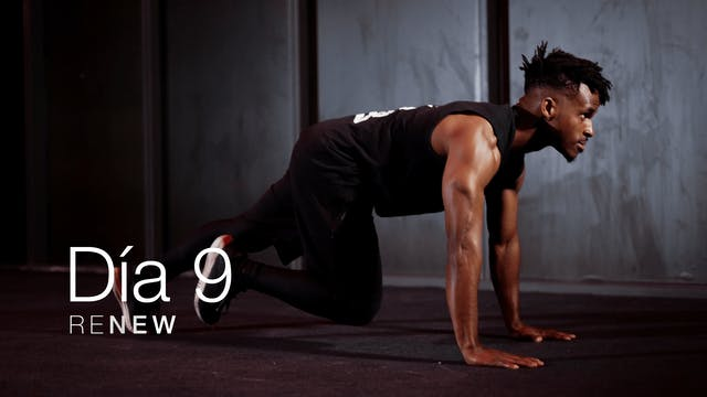 Renew: Clase 9 - Lower Body & Abs con...