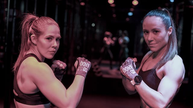 Fighter vs. Fighter con Andie & Renata