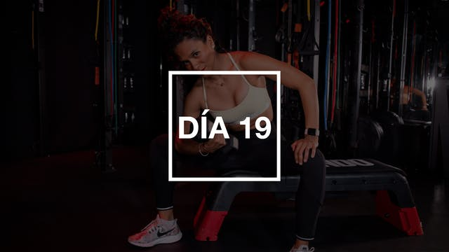 Día 19: Core & Strength Bodyweight co...