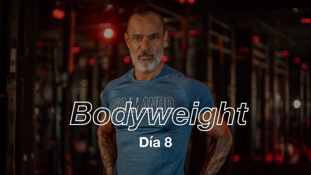 Día 8: TABATA Workout con Pico