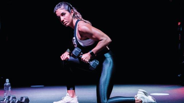 Espalda y bíceps con Fer