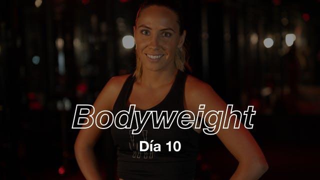 Día 10: Core & Sweat 8 exercises con ...