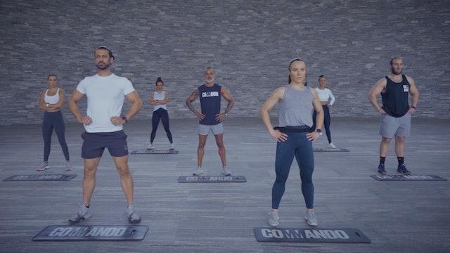 Strength, Sweat & Fun con Yadira, Ricardo, Dani, Pete, Ceci, Pico y Andie