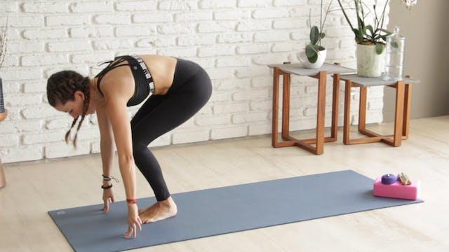 Yoga Detox para Quemar la Grasa